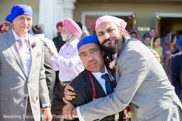 Milni in San Jose, CA Sikh Wedding by Wedding Documentary Photo + Cinema