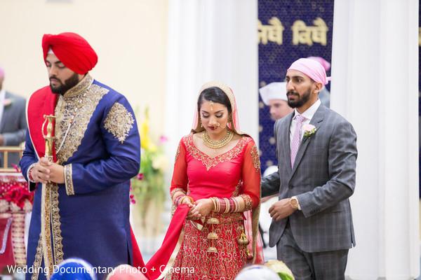 Sikh wedding ceremony in San Jose, CA Sikh Wedding by Wedding Documentary Photo + Cinema