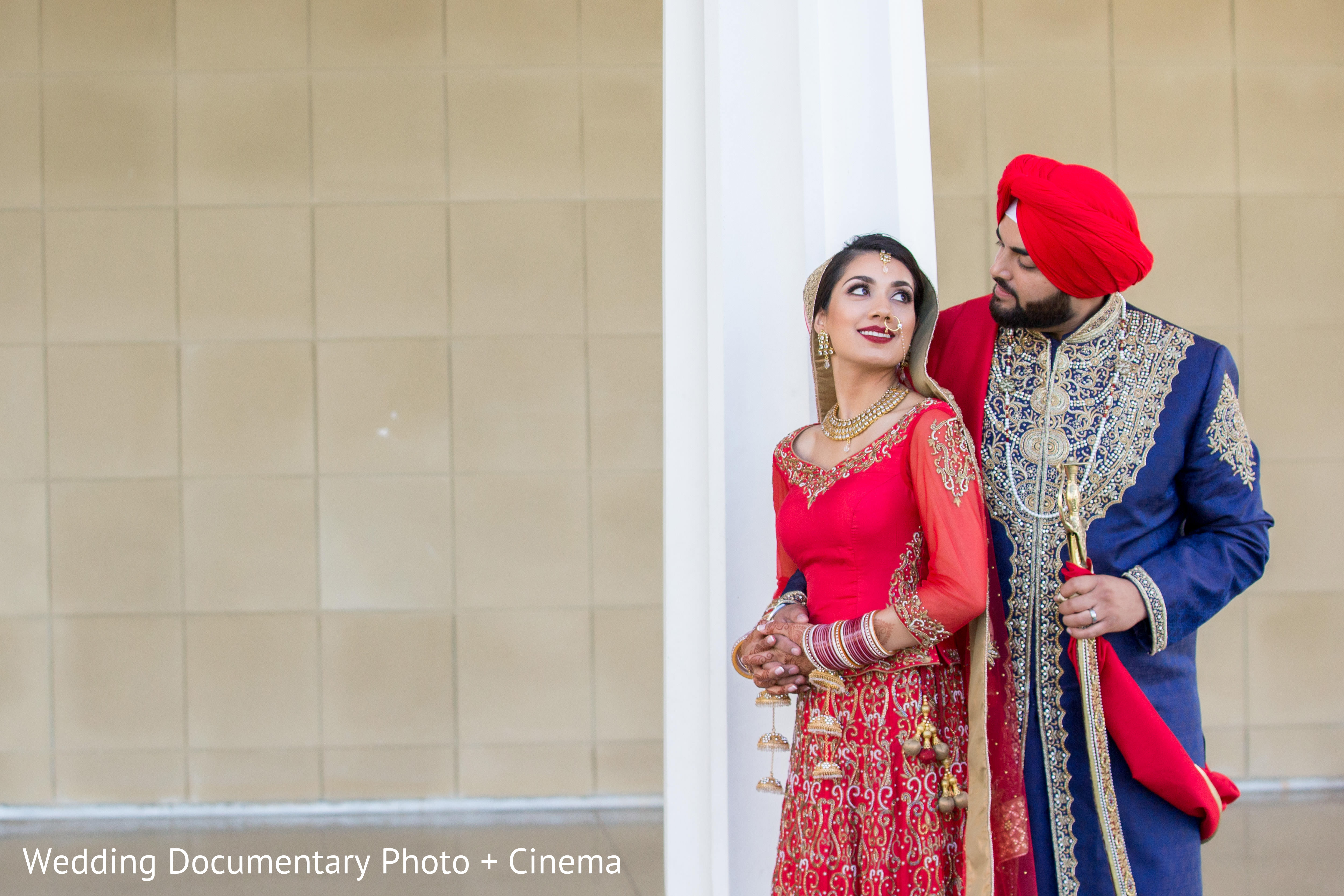 San Jose, CA Sikh Wedding by Wedding Documentary Photo + Cinema ...