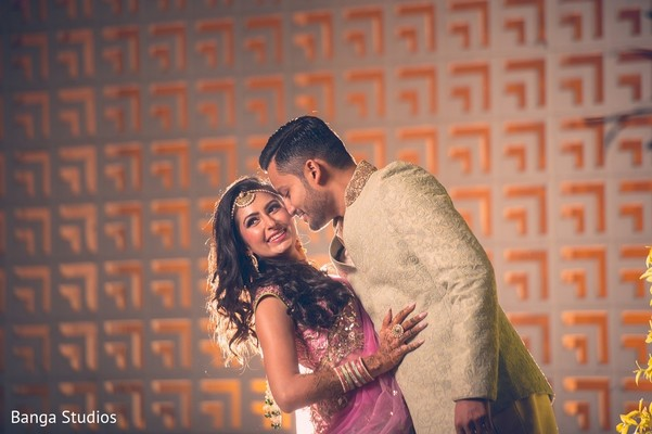 Pre-Wedding Portrait in Gujarat, India Hindu Wedding by Banga Studios