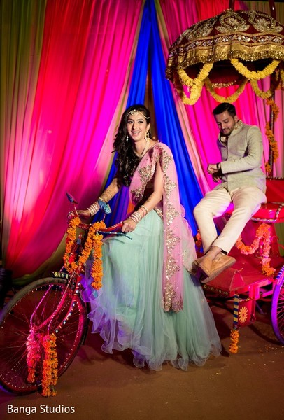 sangeet portraits,pre-wedding portraits,sangeet,pre-wedding fashion,sangeet lengha