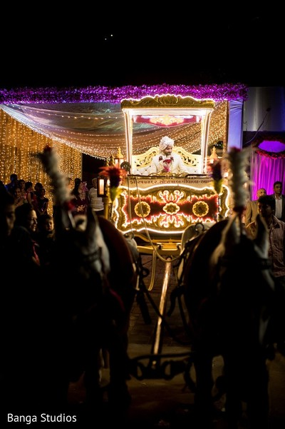 Baraat in Gujarat, India Hindu Wedding by Banga Studios
