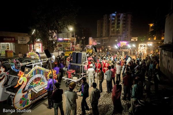 Baraat in Gujarat, India Hindu Wedding by Banga Studios