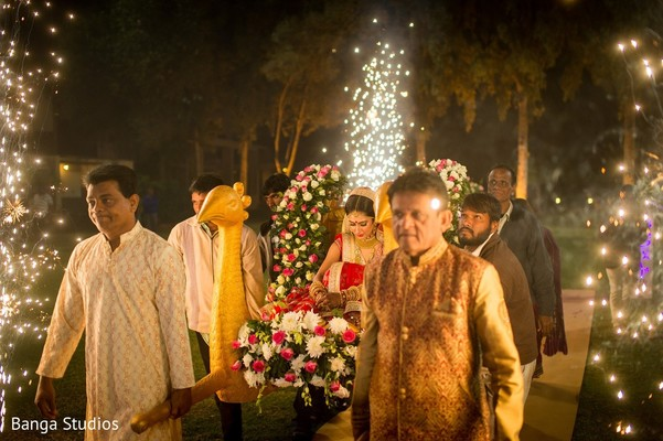 Ceremony in Gujarat, India Hindu Wedding by Banga Studios