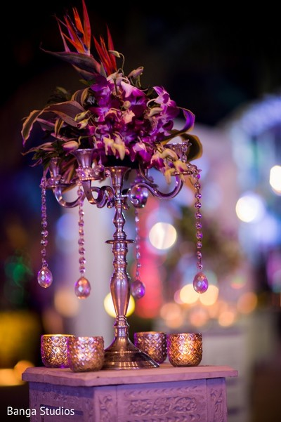 Floral & Decor in Gujarat, India Hindu Wedding by Banga Studios