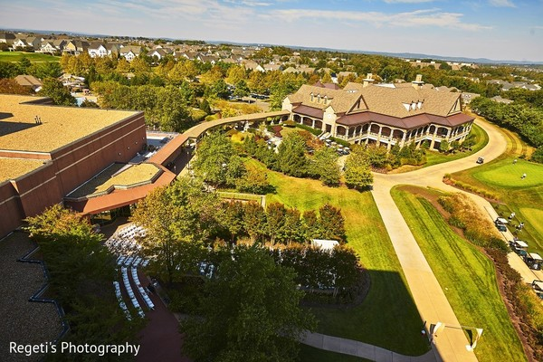 Venue in Leesburg, VA Indian Wedding by Regeti's Photography