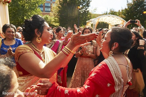 Milni in Leesburg, VA Indian Wedding by Regeti's Photography