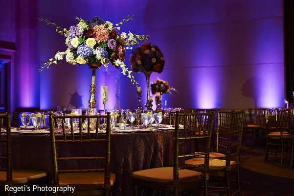 Floral & Decor in Leesburg, VA Indian Wedding by Regeti's Photography