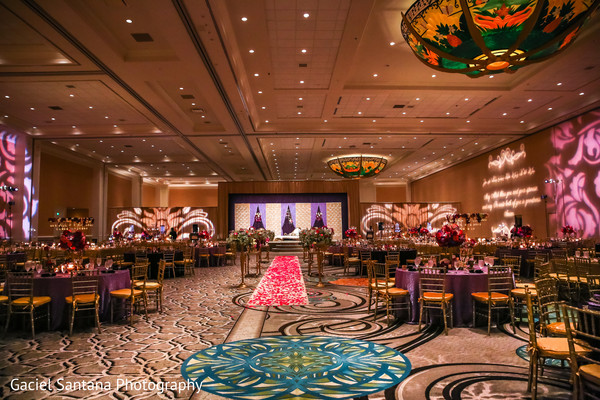 Pakistani wedding decorations in Kissimmee, FL Pakistani Wedding by Gaciel Santana Photography