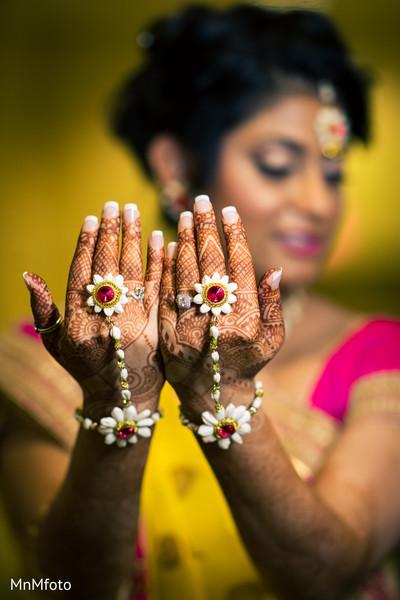 Gaye holud in Dallas, TX Indian Wedding by MnMfoto