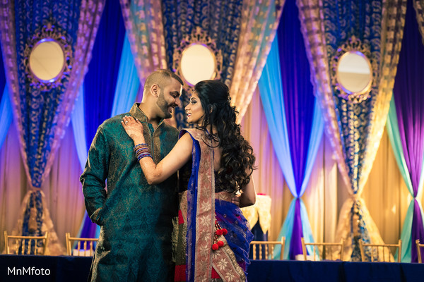 Garba in Dallas, TX Indian Wedding by MnMfoto