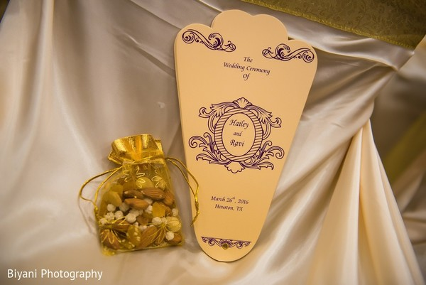 Stationery & Favors in Montgomery, TX  Indian Wedding by Biyani Photography