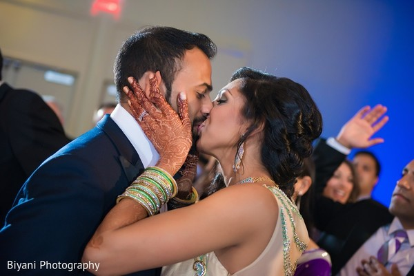 Reception in Montgomery, TX  Indian Wedding by Biyani Photography