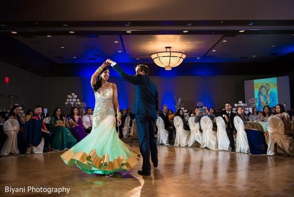 Reception in Montgomery, TX  Indian Wedding by Biyani Photography