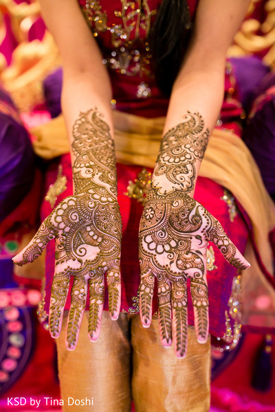 Mehndi in Parsippany, NJ Indian Wedding by KSD Weddings