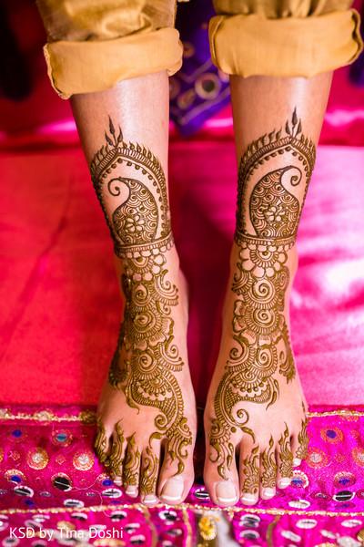 Mehndi in Parsippany, NJ Indian Wedding by KSD Weddings