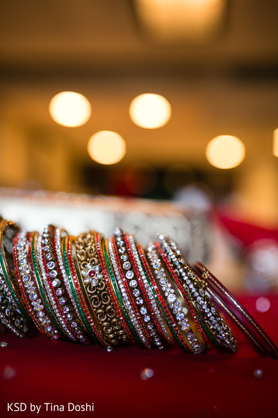 Bridal Jewelry in Parsippany, NJ Indian Wedding by KSD Weddings