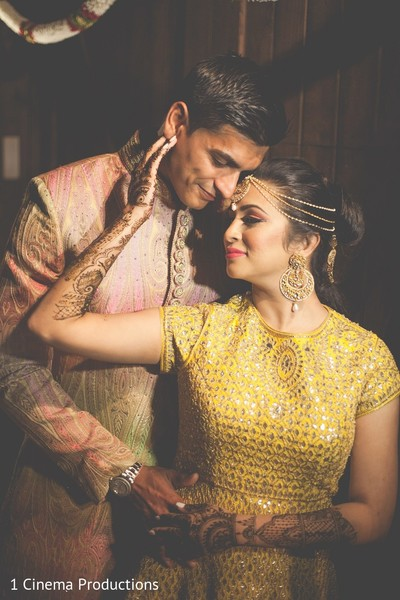Pre-Wedding Portrait in Dallas, TX Indian Wedding by 1 Cinema Productions