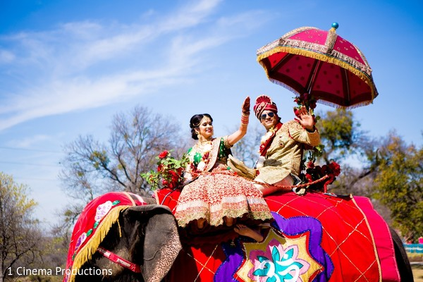 Ceremony in Dallas, TX Indian Wedding by 1 Cinema Productions
