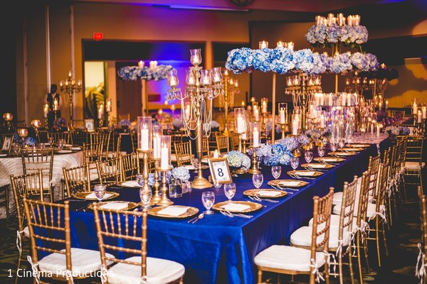 Floral & Decor in Dallas, TX Indian Wedding by 1 Cinema Productions