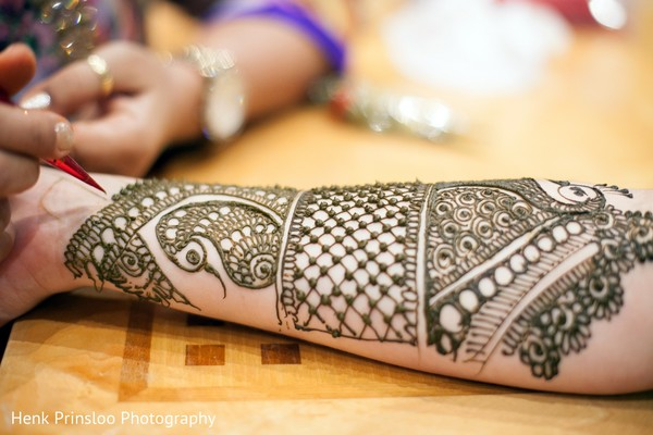 Mehndi in St. Croix, USVI  Indian Fusion Destination Wedding by Henk Prinsloo Photography