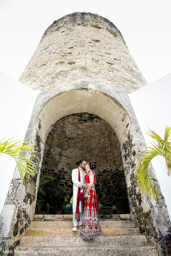 Photo in St. Croix, USVI  Indian Fusion Destination Wedding by Henk Prinsloo Photography