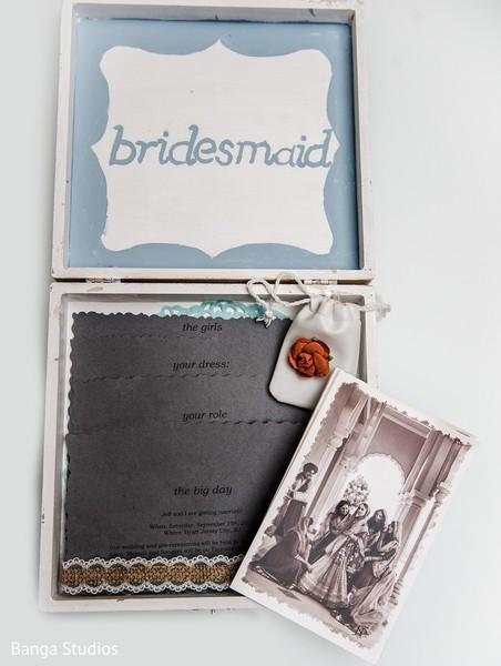 Bridesmaids Details in Jersey City, NJ Sikh Wedding by Banga Studios