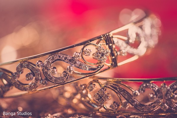 Bridal Jewelry in Jersey City, NJ Sikh Wedding by Banga Studios