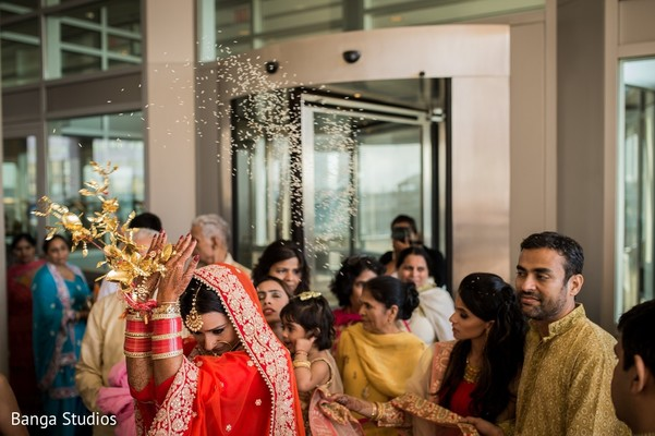 Vadaai in Jersey City, NJ Sikh Wedding by Banga Studios