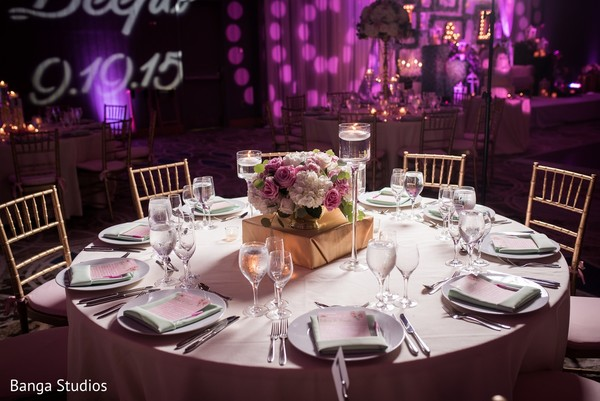 Floral & Decor in Jersey City, NJ Sikh Wedding by Banga Studios