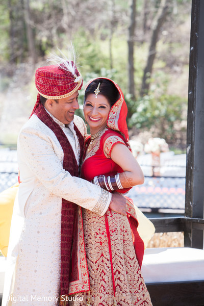 Indian wedding portraits in Woodbury, NY Indian Wedding by Digital Memory Studio