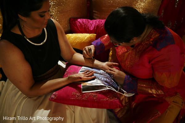 Mehndi night in Lubbock, TX Indian Wedding by Memories Films