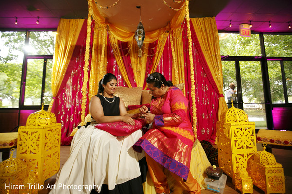 Mehndi night in Lubbock, TX Indian Wedding by Memories Films