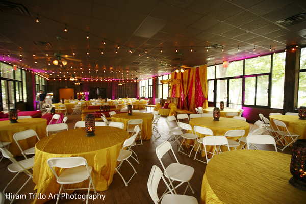 Mehndi party decor in Lubbock, TX Indian Wedding by Memories Films