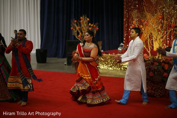 Garba night in Lubbock, TX Indian Wedding by Memories Films