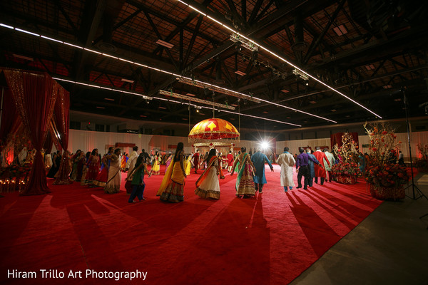 Garba night in Lubbock, TX Indian Wedding by Memories Films