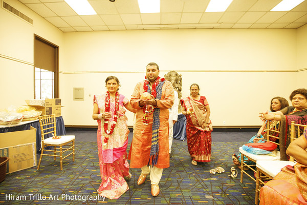 Pre wedding tradition in Lubbock, TX Indian Wedding by Memories Films