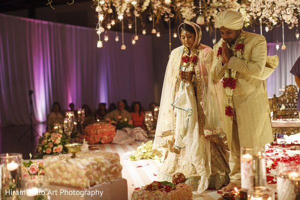 Indian wedding ceremony in Lubbock, TX Indian Wedding by Memories Films