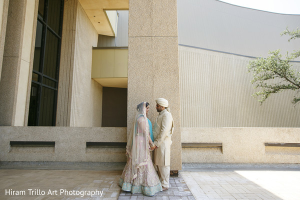 Indian bride and groom photography in Lubbock, TX Indian Wedding by Memories Films