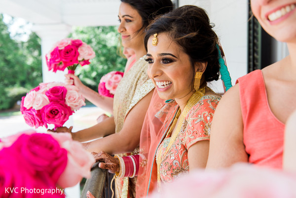 Baraat in Duluth, GA Indian Fusion Wedding by KVC Photography