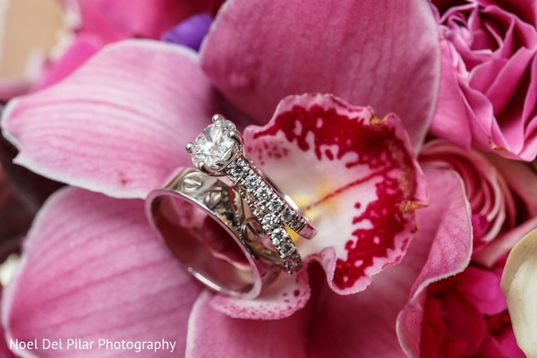 Bridal Jewelry in Virginia Beach, VA Indian Fusion Wedding by Noel Del Pilar Photography