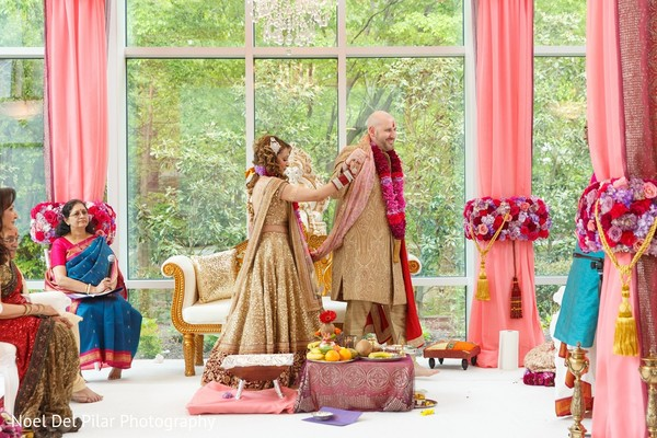 ceremony,indian wedding ceremony,fusion wedding,fusion indian wedding