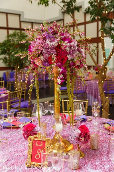 Floral & Decor in Virginia Beach, VA Indian Fusion Wedding by Noel Del Pilar Photography