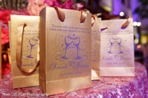 Favors in Virginia Beach, VA Indian Fusion Wedding by Noel Del Pilar Photography