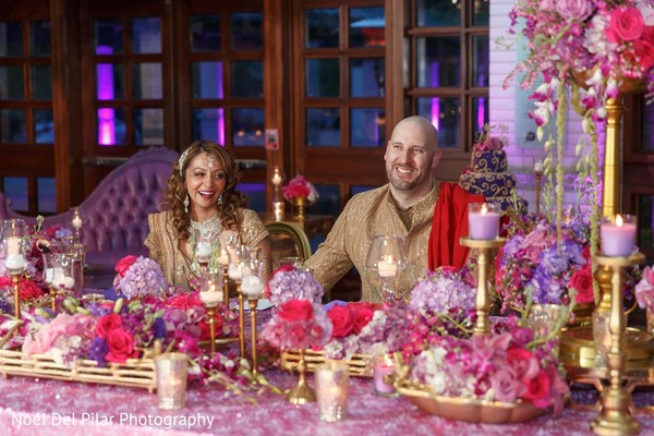 reception,indian wedding reception,fusion wedding,fusion indian wedding