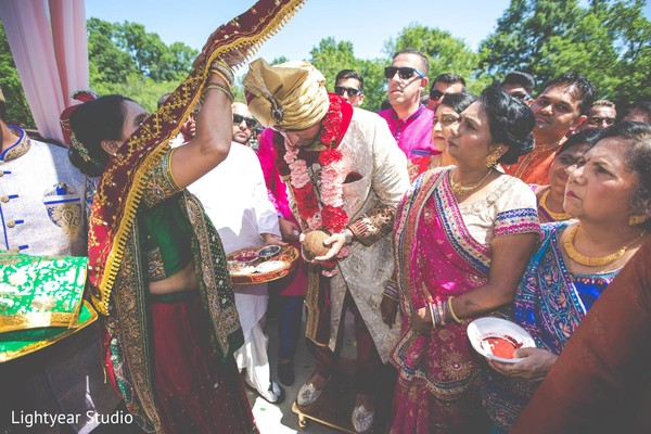 Baraat in Whippany, NJ Indian Wedding by Lightyear Studio