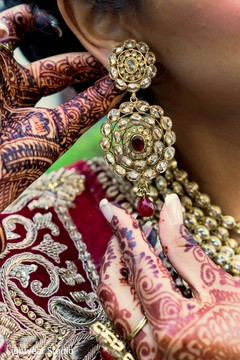 Inspiration Photo Gallery Indian Weddings Indian wedding jewelry