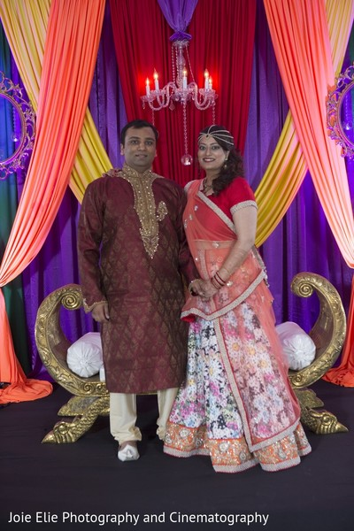 Pre-Wedding Portrait in Cinnaminson, NJ Indian Wedding by Joie Elie Photography & Cinematography