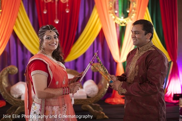 Pre-Wedding Celebration in Cinnaminson, NJ Indian Wedding by Joie Elie Photography & Cinematography