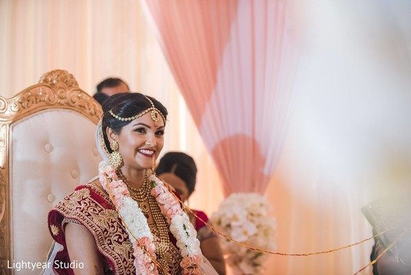 Indian wedding ceremony in Whippany, NJ Indian Wedding by Lightyear Studio